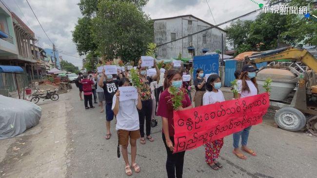 緬甸民主派成立團結聯盟 與軍警爆衝突 | 華視新聞