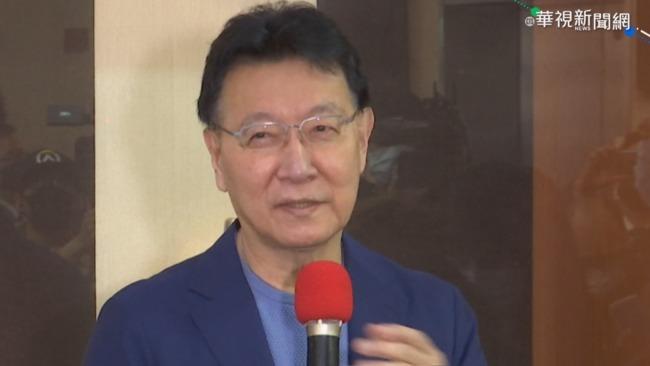 丁怡銘回鍋行政院 趙少康酸:辭職是為了做更大的官 | 華視新聞