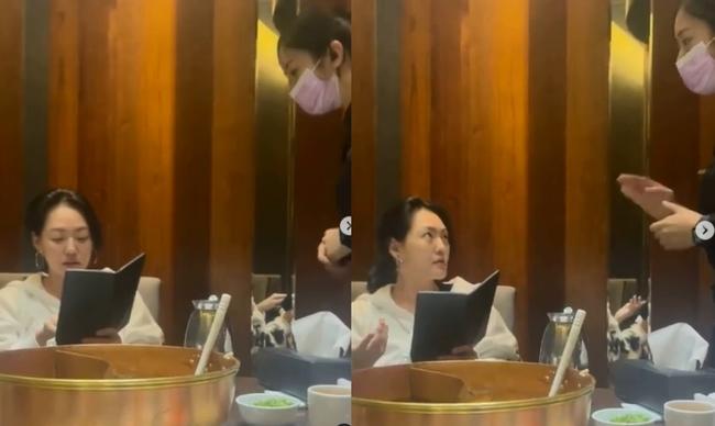 小S一边看奥柯视频一边吃饭!冷眼看着员工,结局是很大的挫折-中国电视新闻