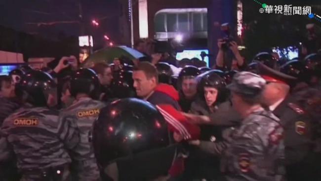 絕食抗爭20天 納瓦尼轉送監獄醫院   華視新聞