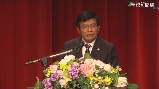王國材接交通部長 提8政策首重「台鐵改革」   華視新聞