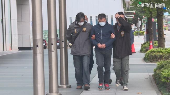 「銅鑼灣」林榮基遭潑漆案 二審加重刑度 | 華視新聞