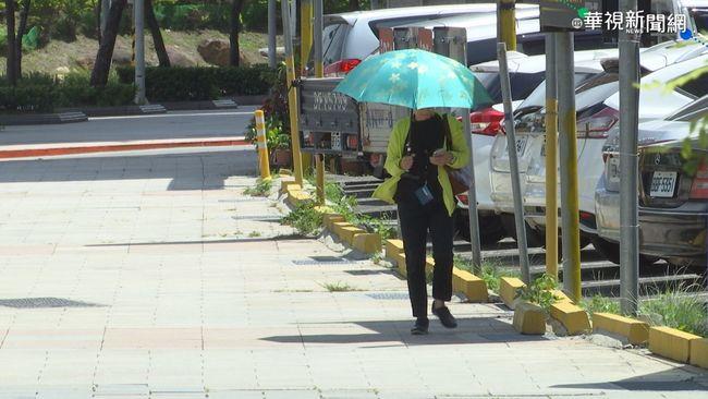 舒力基外圍沉降影響! 鄭明典:沒帶來雨量而是太陽 | 華視新聞
