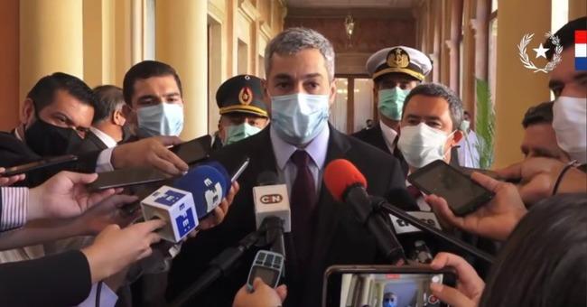 友邦巴拉圭拒中國「外交勒索」 順利取得2百萬劑疫苗 | 華視新聞