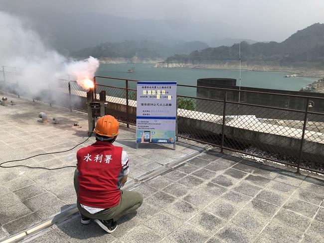多留一滴水 水利署啟動第45次人工增雨 | 華視新聞