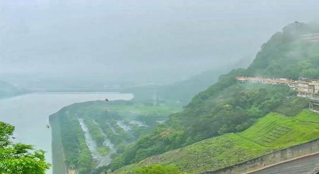 石門水庫解渴了! 鄭文燦:終於聽見下雨的聲音 | 華視新聞