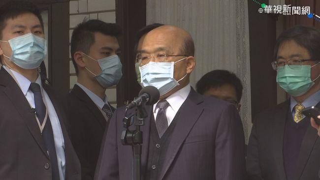 牛結節疹疫苗抵台 蘇貞昌:不影響牛肉、牛奶供應   華視新聞