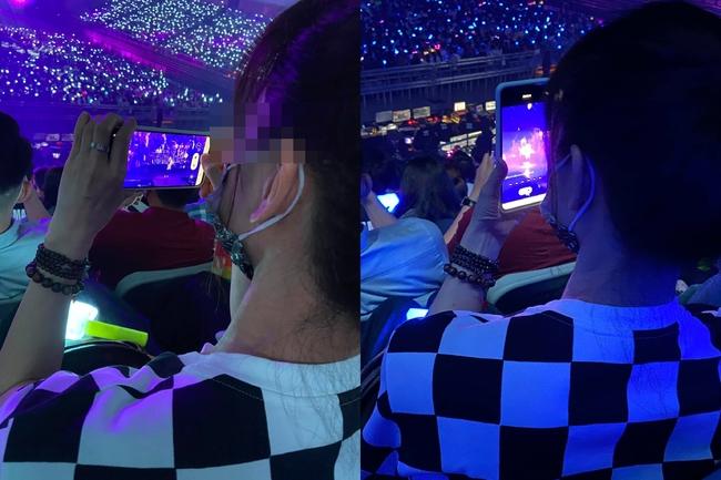 演唱會前排女拿手機「狂錄影」她傻眼:尊重規定很難? | 華視新聞