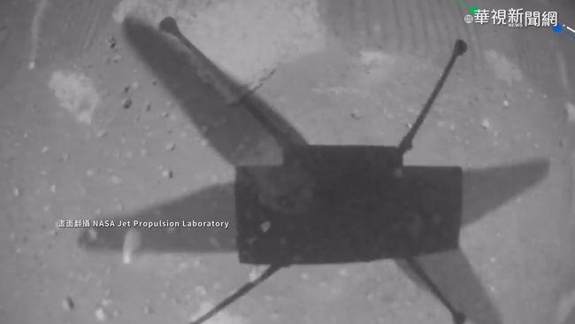 創新號三度火星飛行 高度速度再躍進   華視新聞