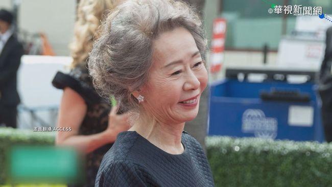 南韓國寶級演員尹汝貞 抱回小金人   華視新聞