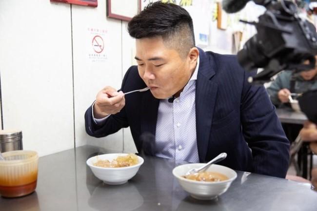 顏寬恒挑戰3個月瘦10公斤 失敗就發「2000份雞排」   華視新聞