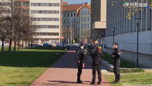 捷克內政部有「詐」彈 緊急疏散500人 | 華視新聞