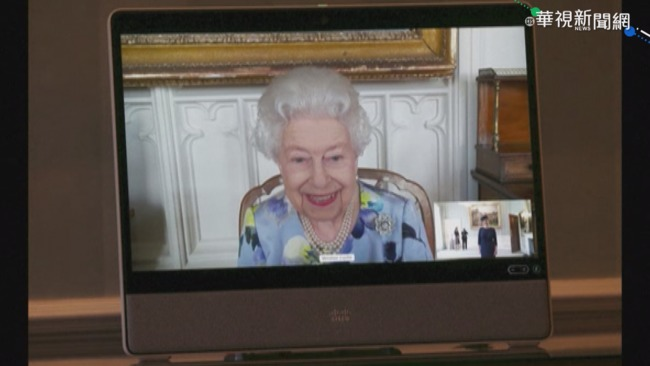 夫婿過世後... 英女王恢復公務活動 | 華視新聞