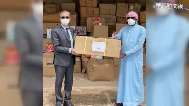 「台灣正在」幫忙」 捐物資助索馬利蘭 | 華視新聞