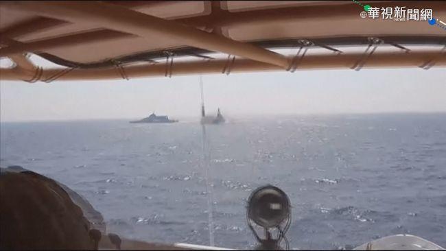 波斯灣對峙伊朗船艦 美軍一度開火 | 華視新聞