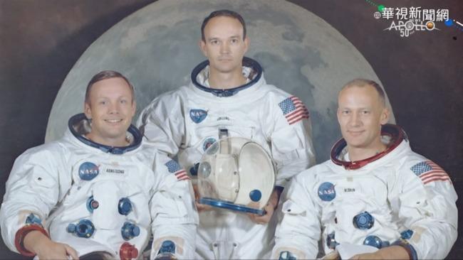 登月太空人柯林斯辭世 享耆壽90歲 | 華視新聞