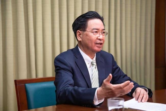 吳釗燮接受英媒專訪 強調「中武力犯台將給全球顛覆性影響」 | 華視新聞