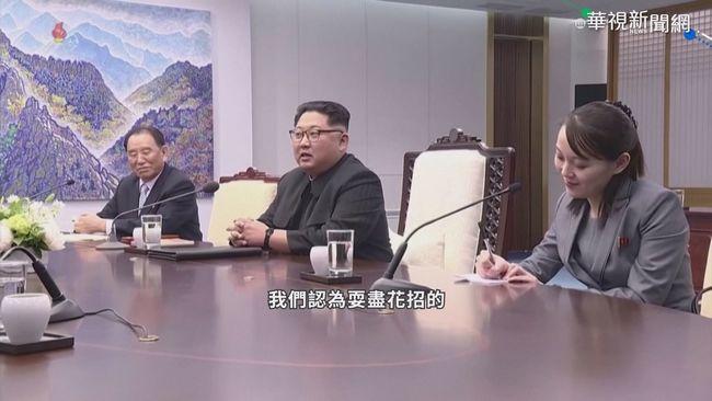 控美辱金正恩「犯大錯」 北韓再槓美國 | 華視新聞