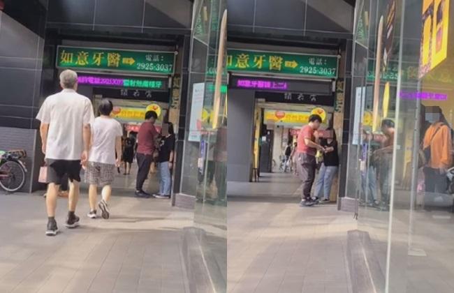 男友拒買2萬化妝品 她當街狂甩巴掌嗆:借錢也要買 | 華視新聞