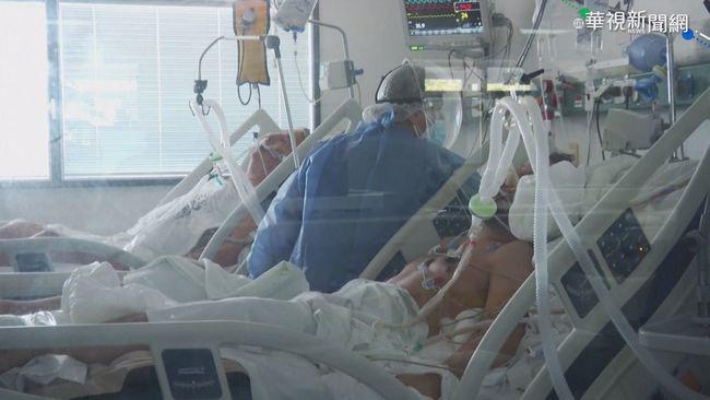 醫院已滿載 阿根廷確診突破300萬例   華視新聞