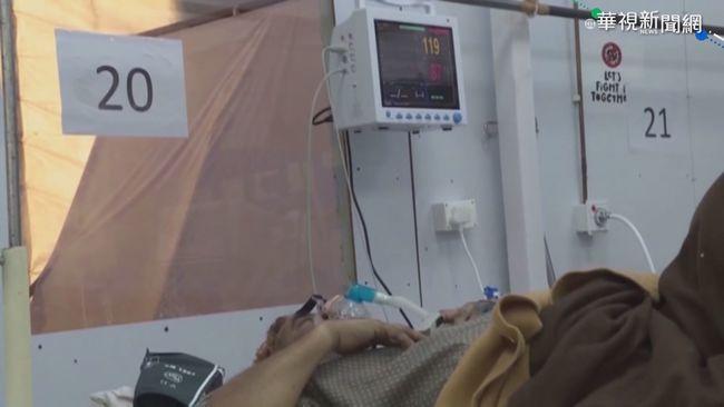 印度1900多萬人確診 首名台幹染疫亡 | 華視新聞