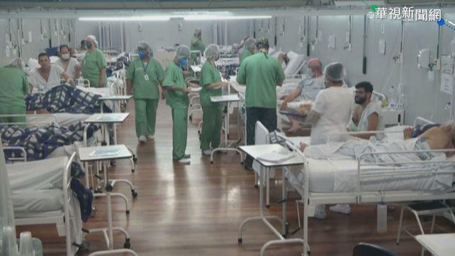 多個變種病毒入侵 阿根廷疫情加劇 | 華視新聞