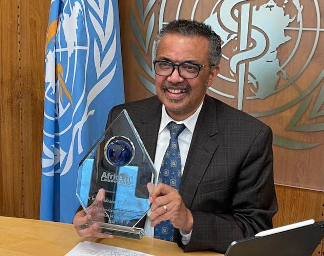 譚德塞傳有意連任世衞秘書長 母國衣索比亞恐拒挺 | 華視新聞