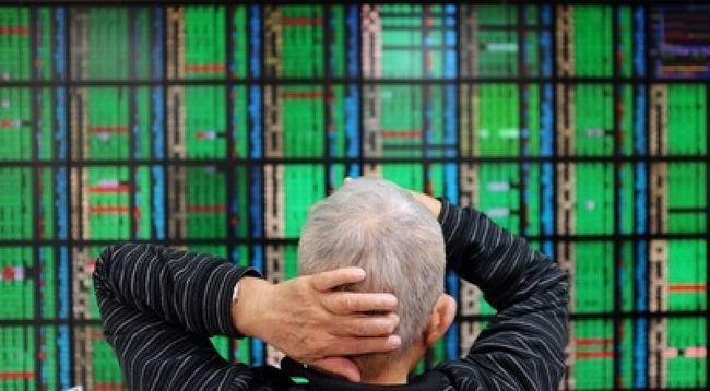 電子股賣壓湧出 台股跌破萬七大關   華視新聞