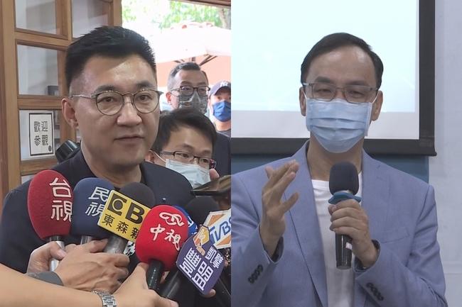 勢必與朱立倫一戰? 江啟臣:黨內選舉非零和 | 華視新聞