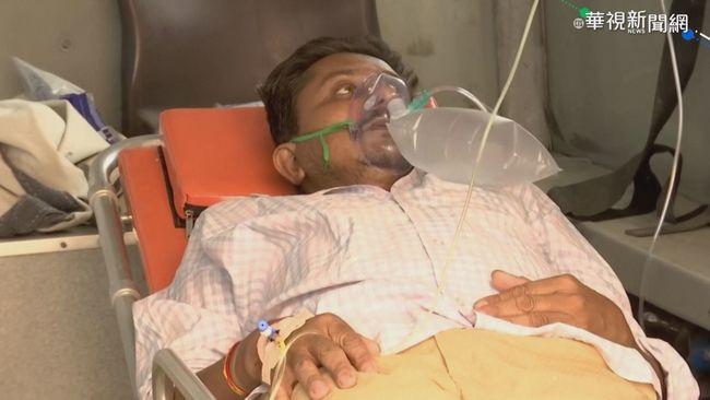 印度疫情嚴峻紅色旅遊警戒 我國代表處5人確診 | 華視新聞