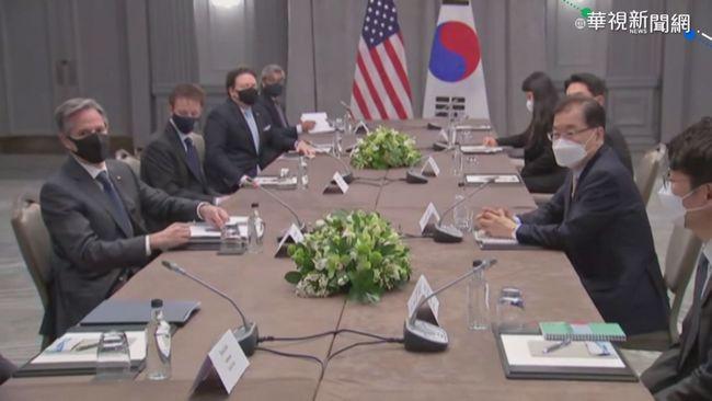 G7外長會 新冠疫情.台海問題成焦點 | 華視新聞