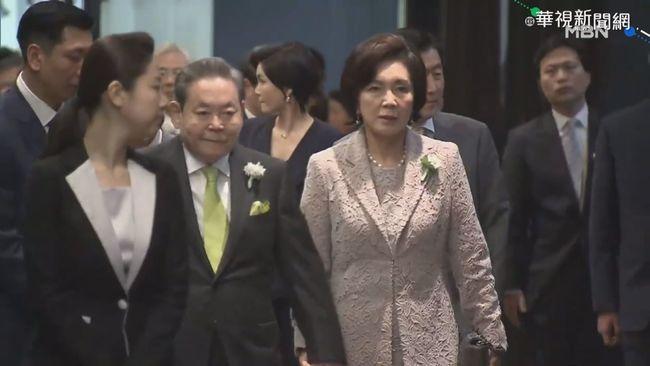 分到2068億 李健熙遺孀成南韓女首富 | 華視新聞