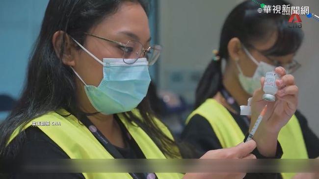 防變種病毒蔓延 新加坡加強邊境管制   華視新聞