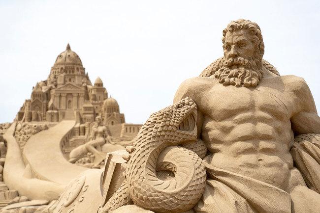 迎福隆國際沙雕藝術季 台鐵週末.連假增停6班次 | 華視新聞