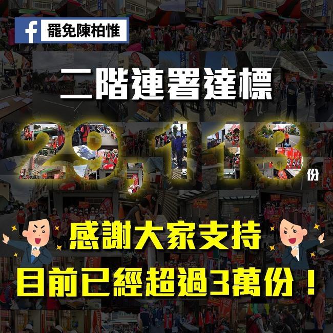 刪Q二階段連署提前達標 臉書喊:5月11日是關鍵 | 華視新聞