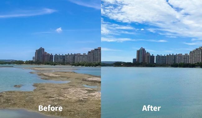好消息!澄清湖蓄水率達93% 陳其邁:感謝市民努力節水 | 華視新聞