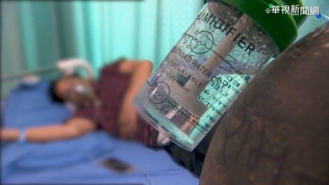 印度單日增40萬人染疫 醫護成出氣筒 | 華視新聞
