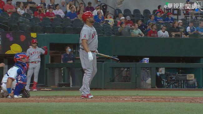 MLB震撼彈! 天使隊Pujols遭「指定轉讓」 | 華視新聞