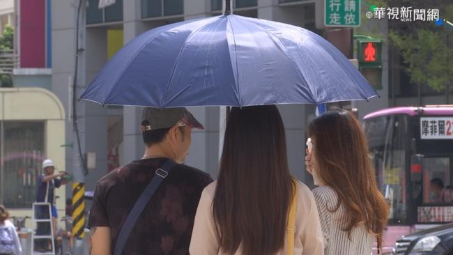 台南高雄屏東今溫飆36°C 氣象局預告母親節「炎熱少雨」 | 華視新聞