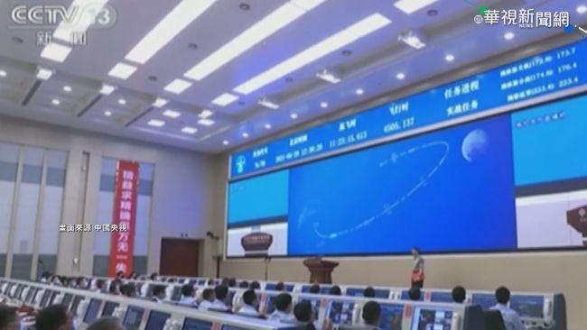 長征五號即將墜落 估今晚10點飛越台灣 | 華視新聞