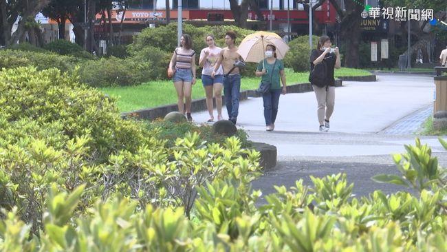 高溫恐飆36度 未來一週仍炎熱.山區午後雷雨   華視新聞