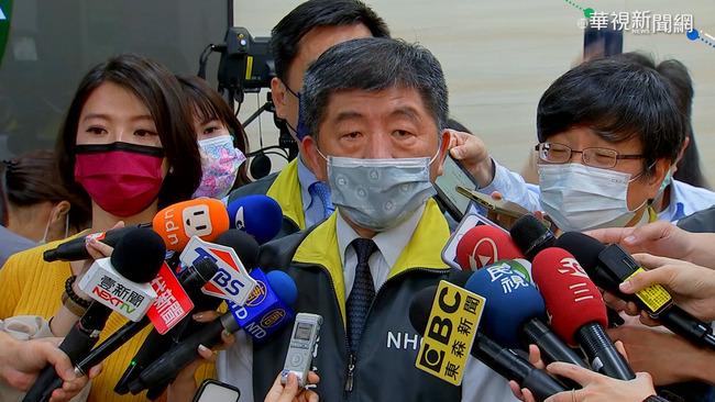 華航諾富特疑再傳疫情 陳時中召開緊急會議取消備詢   華視新聞