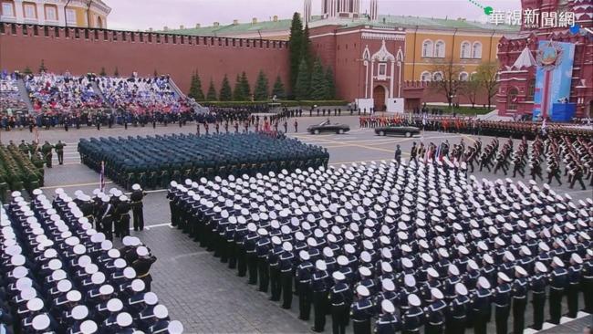紅場閱兵近百年 俄羅斯秀軍事肌肉 | 華視新聞