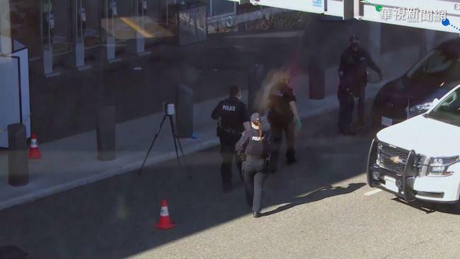 加拿大溫哥華機場槍擊一死 兇嫌逃逸   華視新聞