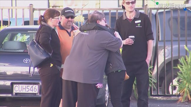 紐西蘭超市傳持刀攻擊 5傷者送醫 | 華視新聞