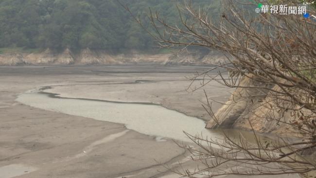 水庫大缺水!網問「水鬼會怎樣」 專家解答:會上岸   華視新聞