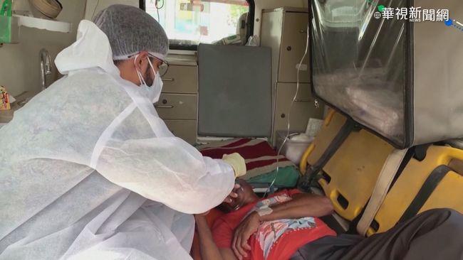 疑染疫亡火葬場處理不完 印度恆河驚見數十具遺體沖上岸 | 華視新聞