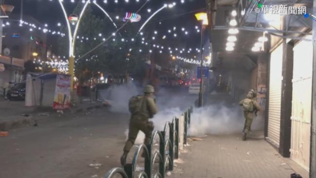 以巴衝突20死! 以色列誓言一定報復 | 華視新聞