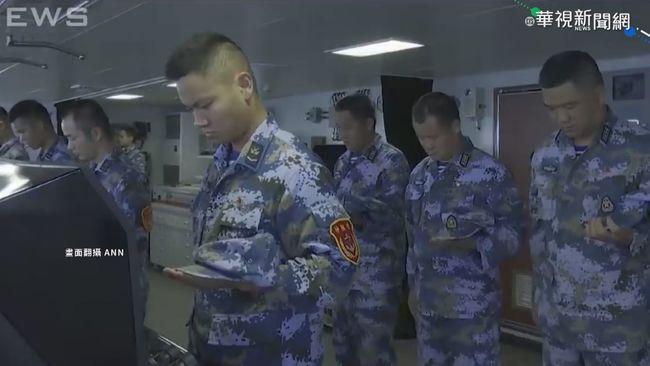 中國.印尼聯合軍演 學者:為冷落澳洲 | 華視新聞