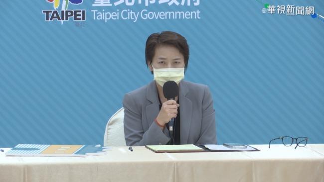 內湖某市場消毒 黃珊珊:能做都做了中央不公布我也痛苦   華視新聞